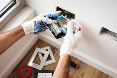 Outlets and GFCI Installation & Repairs
